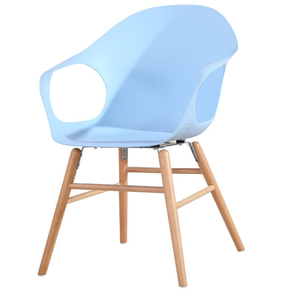 Wholesale Hotel Furniture Plastic Dining Restaurant Chairs