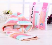 Super Absorbent Anti-Frizz Microfiber Hair Towel and Bath Wrap