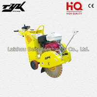 Gasoline Concrete Road Cutter Saw Machines