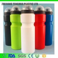 wholesale custom logo 750ml BPA free plastic water bottle, sports squeeze water bottle