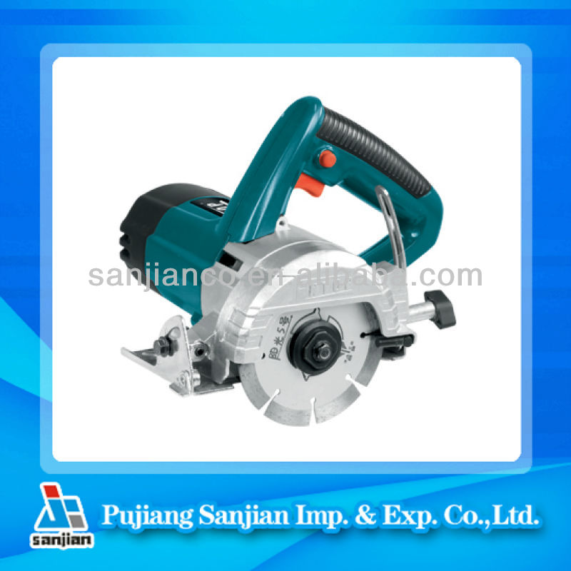 professional 1400W 110mm electric marble cutter small circular saw