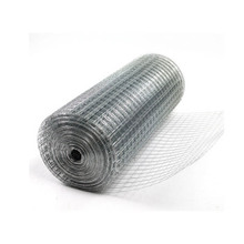 ISO factory Green PVC coated / Stainless Steel Welded Wire Mesh