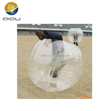 TPU/PVC Crazy Loopyballs/bubble football/bumper ball rent for wholesale