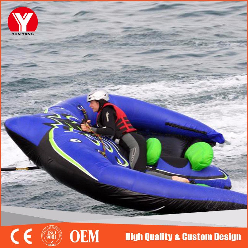 inflatable flying manta ray 01