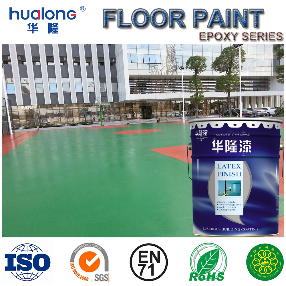 Hualong Sealing Primer for Epoxy Floor Paint (HL-9002D)