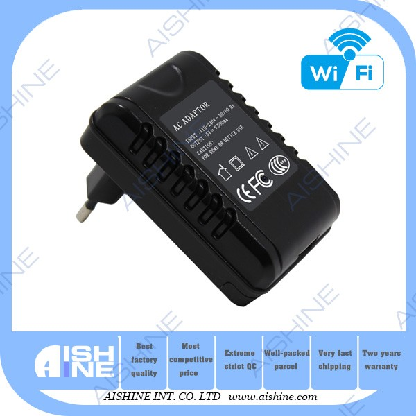 1080P Wide Angle Portable WiFi Body Worn spy Camera / Motion Activated / iOS-Android cellphone App wifi controlled