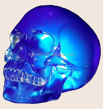 2015 newest! high quality unique style crystal skull model