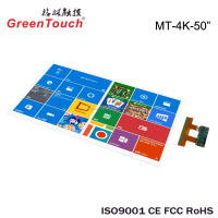 50'' Permanent and Resuable version 40 real points touch film