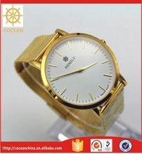 OEM Product Stainless Steel Back Japan Movt Quartz Watch Price