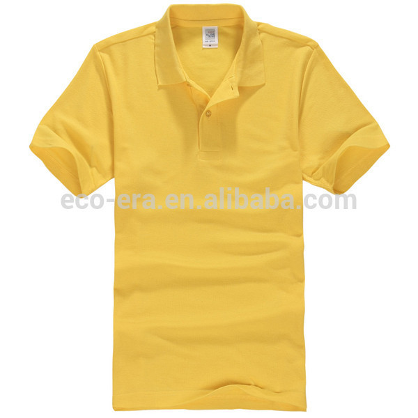 High Quality China Wholesale Clothing Manufacturer 200g TC 65% Cotton 35% Polyester Polo T <strong>shirt</strong> Bulk Polo <strong>Shirts</strong>