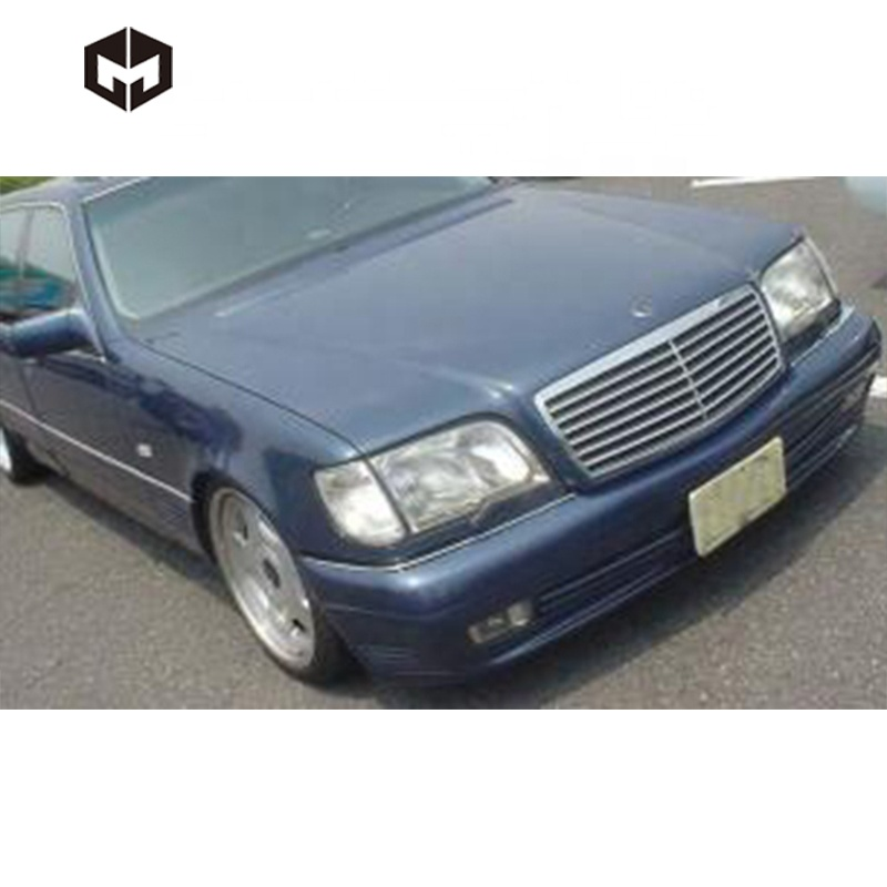 ABS Front Grill Grille Intake Grid For Mercedes Benz S-Class <strong>W140</strong>