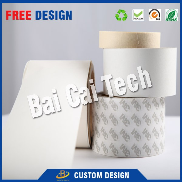 Custom made high quality best price free sample durable wholesale self adhesive A4 die cut computer label by sheet