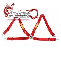 kylin racing 3 inches 4 Point FIA 2018 Homologation Satefy Belt