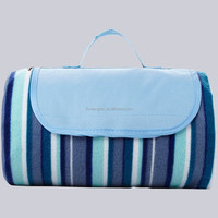 Foldable Waterproof Picnic Rug, Humidproof Camping throw, Machine Washable Picnic Blankets by Factories in