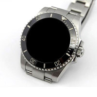 Low MOQ Aftermarket Ceramic Zirconia Watch Bezel Insert for Rolax man Watch
