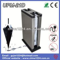 biodegradable cleaning agents used advertisment product wet umbrella packing machine