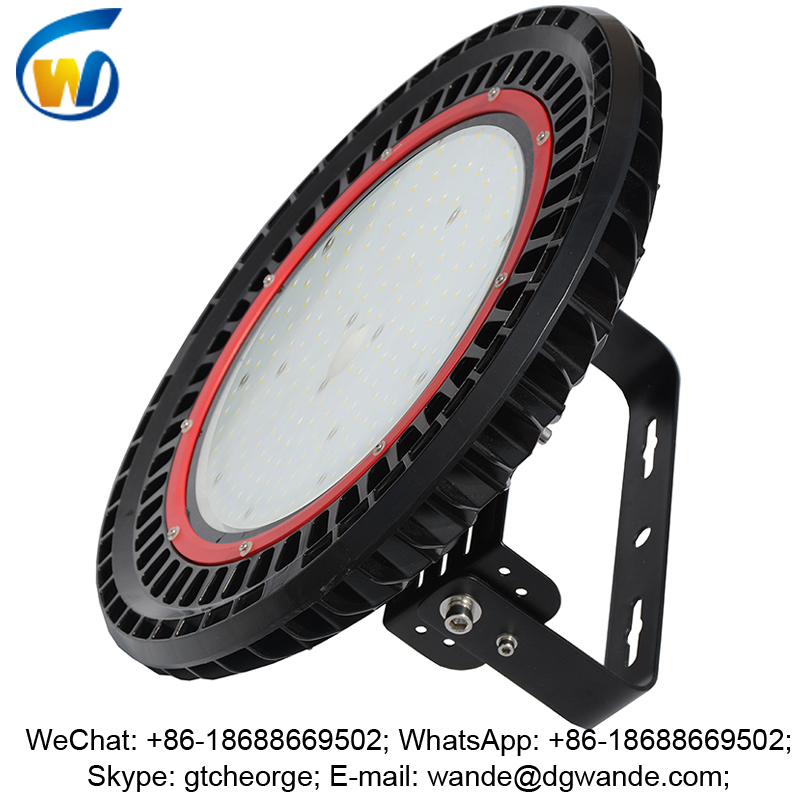 new cheap ufo led highbay light with epistar 200w zigbee