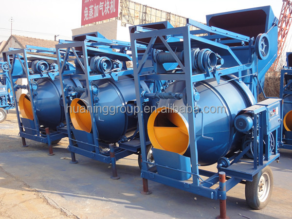 Used Small Cement Mixers : Simple operation used small concrete mixer for sale buy