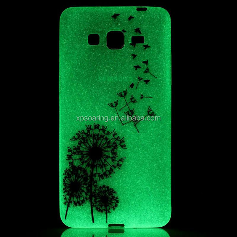 Luminous tpu cover case for Samsung Galaxy S3 I9300, Soft gel cover for Galaxy S3