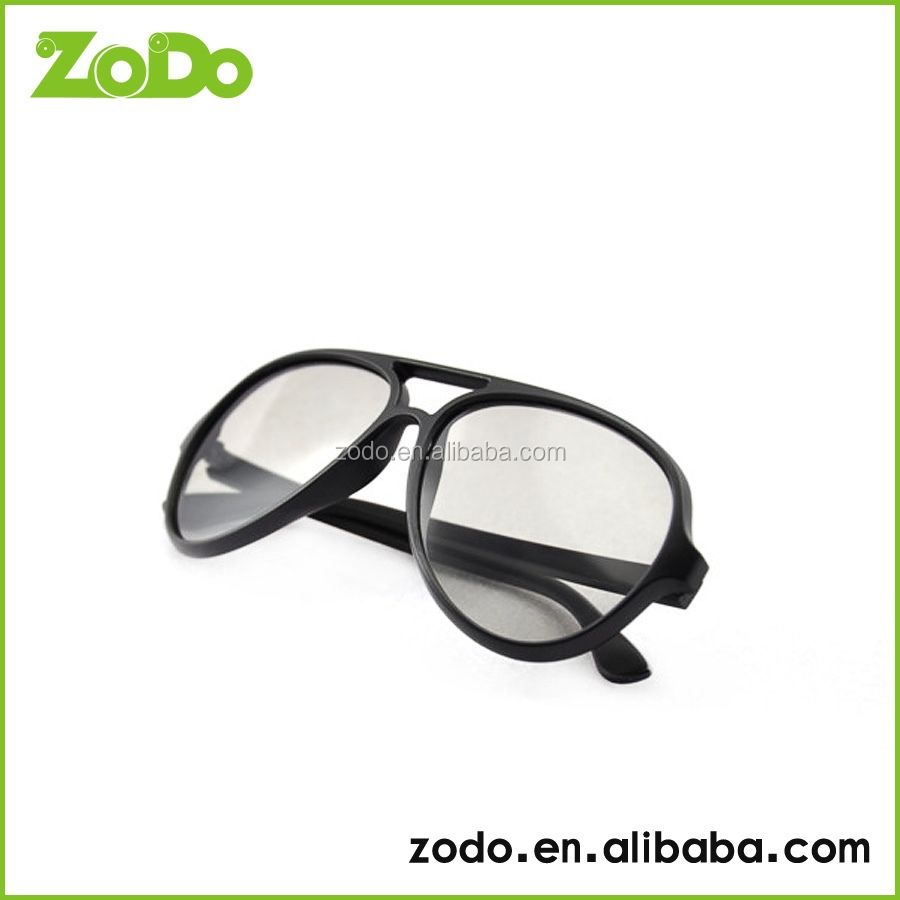PASSIVE 3D MOVIEs - CIRCULAR POLARIZED CINE-PRO-3D GLASSES