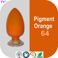 Pigment Orange 64 organic color pigment powder for ink,paint,caoting,plastic,resin etc