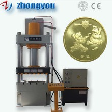 Silver coin mesin stamping press machine wholesale