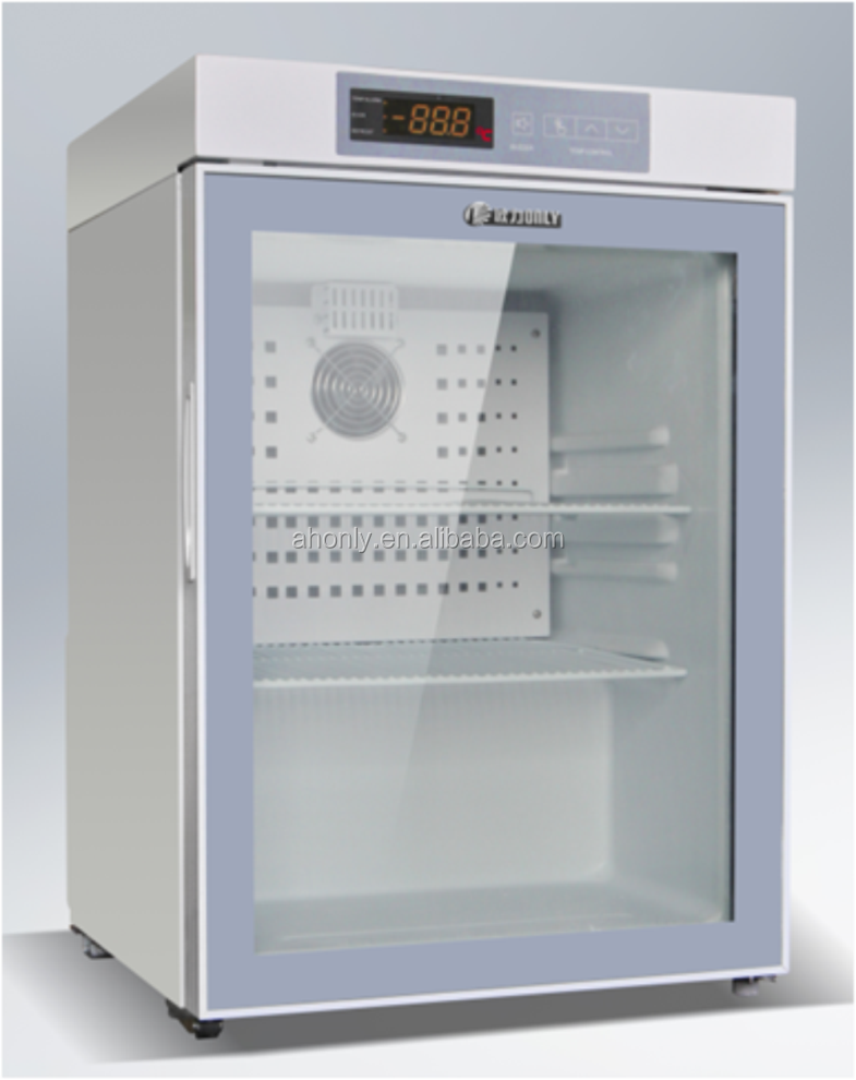 2~8 Centigrade Mini Pharmaceutical and Lab Refrigerator MYC-5L62G