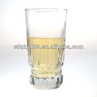 2014 China manufacturer creative cup thick childrens drinking glass cup beer glass mug/drinking cup