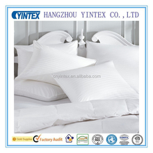 China Factory Star Hotel Polyester Pillow/Cushion