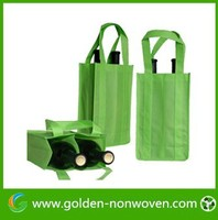non-woven bottle bags for shopping