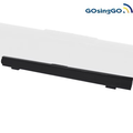 2.0 home theater system soundbar /12v bluetooth tv sound bar speaker/for tv computer with fm radio