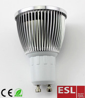 Purple color cob led spot light GU10 E27 6W /8W