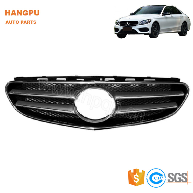 China Car Accessory Body Kit Radiator Grille for Mercedes W212 AMG