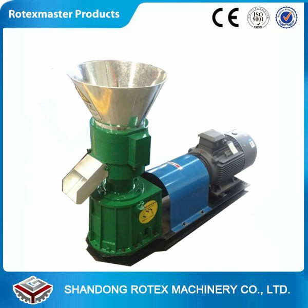 2016 New design livestock small animal feed pellet mill for sale