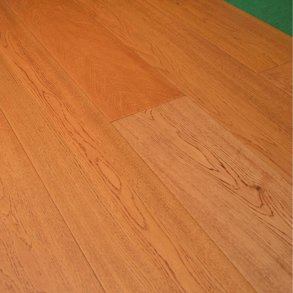 Grade A Prefinished Solid Nature Merbau Parquet Wood Flooring