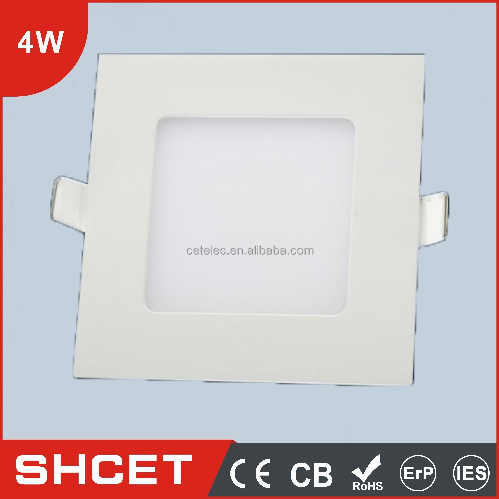 small size led panel round/square smd2835 3w 6w 9w 12w silm panel lights