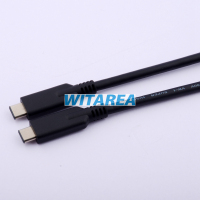 Full featured SuperSpeedPlus TID Gen2 micro coaxial raw cable USB 3.1 Type-C data Cables