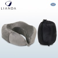 Perfect gift u shape neck rest pillow,Neck support neck pillow for car,bedding pu foam pillow