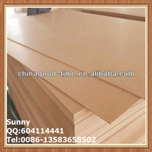 4.75mm MDF for furniture backboard
