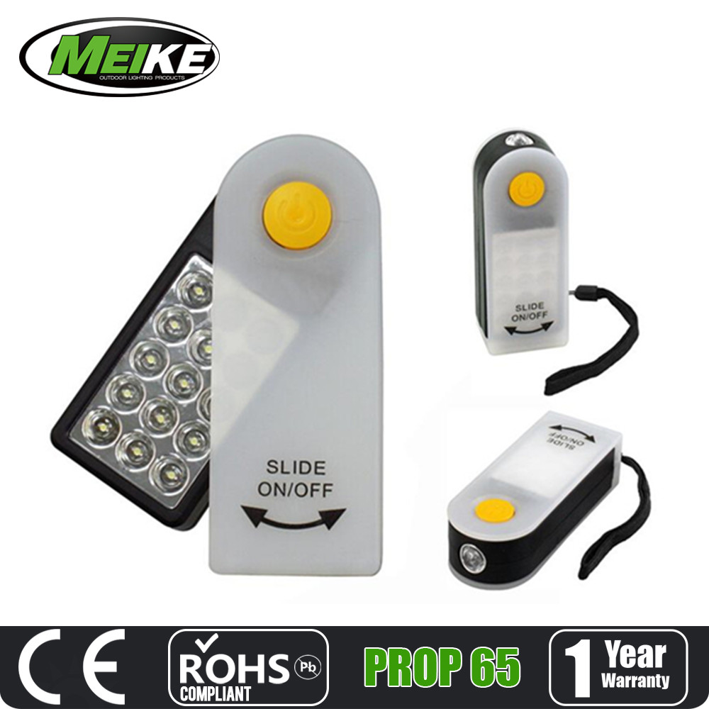 Good Value 360Degree Rotary Ultra Bright Holder Work Light LED WIth Magnet and Hand Strap