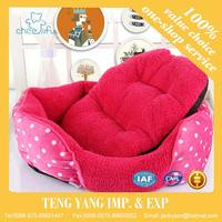 Factory directly warm mat cushion dog bed for pet play
