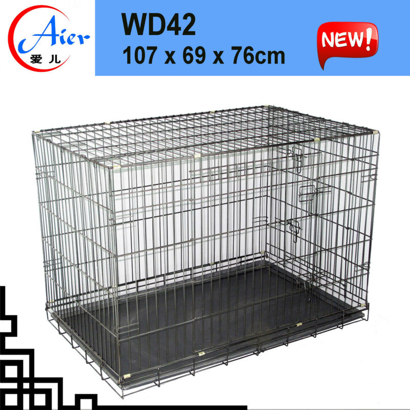 cubby house aluminum dog cage