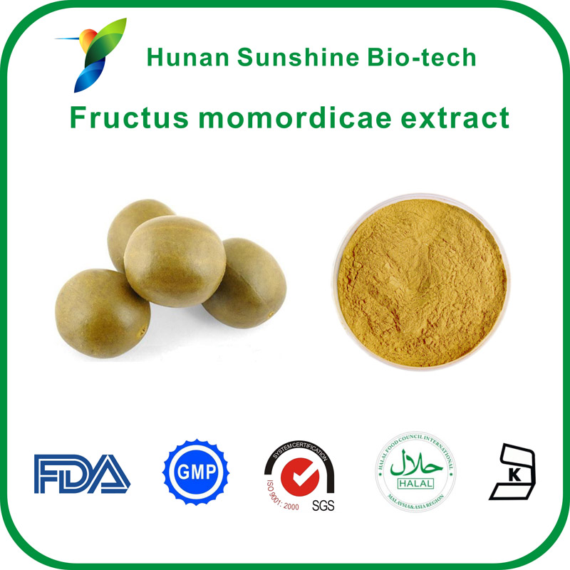 Momordica glycosides Luo han guo extract/Fructus momordicae extract