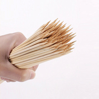 high quality Small round bbq bamboo sticks for sale