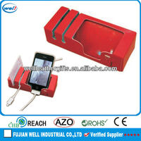 promotion pu leather mobile phone case