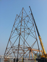 Telecommunication Tower Made In China