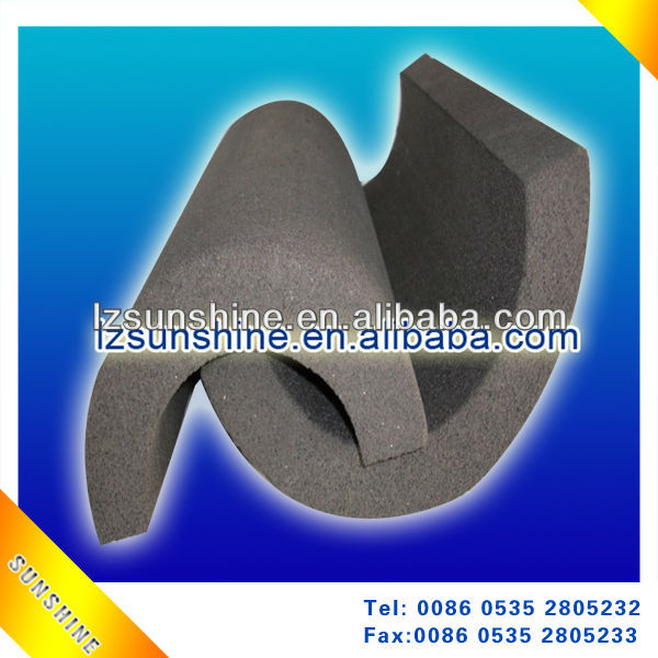 Pipe Insulation Foam Glass