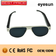 ECM-SU15 1080P Full HD Sunglases Camera Video Camera Extreme Sports Spy Sunglasses Camera Manual