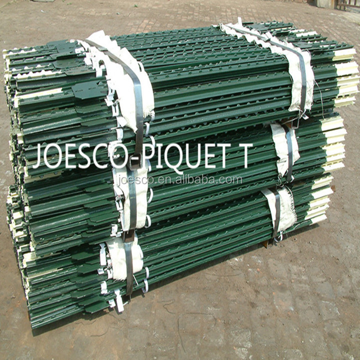 Metal steel hot dipped galvanized y fence post