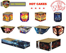 0.8'' 16 shots for outdoor CE approved wholesale cake fireworks